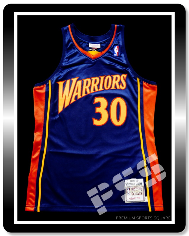 99dd7774 PSS NBA Jersey Store Premium Sports Square- Mitchell & Ness NBA Golden  States Warriors Stephen Curry Rookie Navy Jersey 52 (2XL)- Mitchell & Ness-  金洲勇士- ...